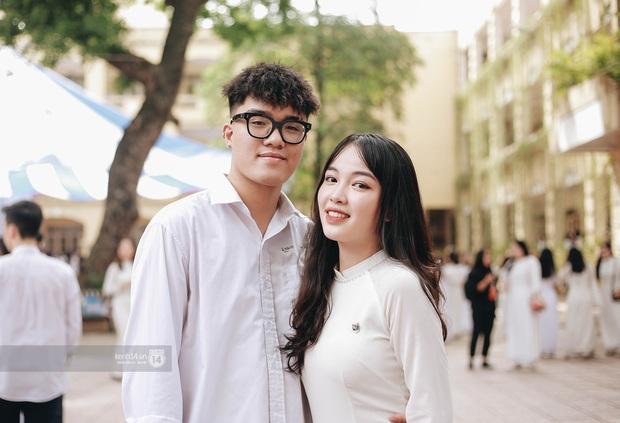Dàn cực phẩm trai xinh gái đẹp Việt Đức (Hà Nội) nổi bần bật, chiếm spotlight ngày bế giảng - Ảnh 8.