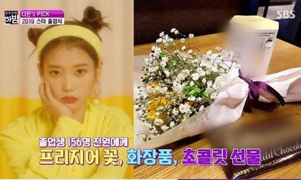 Nữ đại gia hào phóng vung tiền tặng quà khủng nhất Kpop IU: TWICE - GD nhận đống đồ giá trị, món quà đắt nhất gần 100 triệu - Ảnh 6.