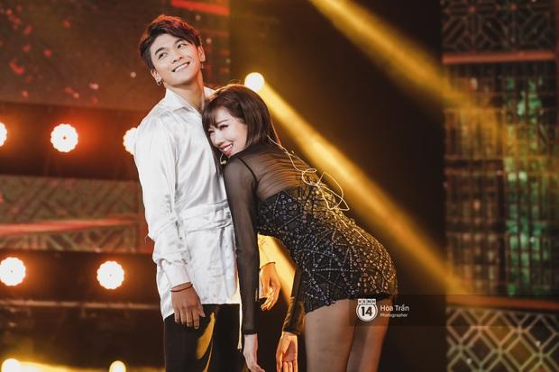 Sao Việt tạo dấu ấn trong show Việt - Hàn: Hương Giang tái hiện cách xử người thứ ba, Erik hôn Hoa hậu Tiểu Vy và còn nhiều hơn thế - Ảnh 14.