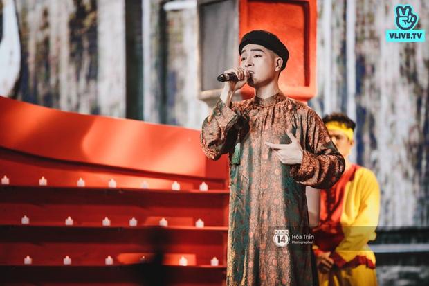 Sao Việt tạo dấu ấn trong show Việt - Hàn: Hương Giang tái hiện cách xử người thứ ba, Erik hôn Hoa hậu Tiểu Vy và còn nhiều hơn thế - Ảnh 21.