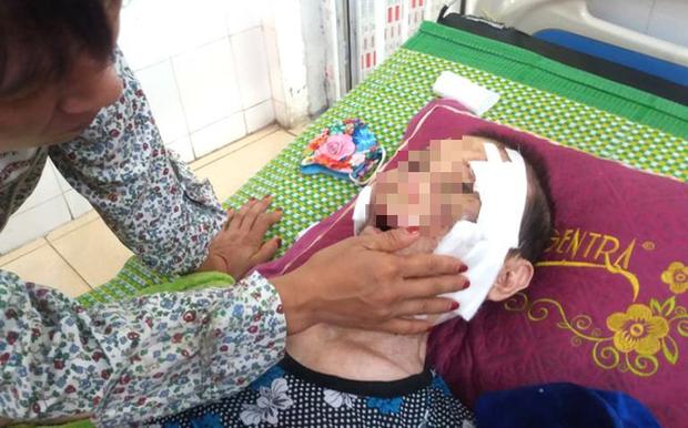 Vụ con trai đánh mẹ đẻ 84 tuổi, bị bại liệt ở Hải Dương: Người chứng kiến sự việc nói gì? - Ảnh 5.