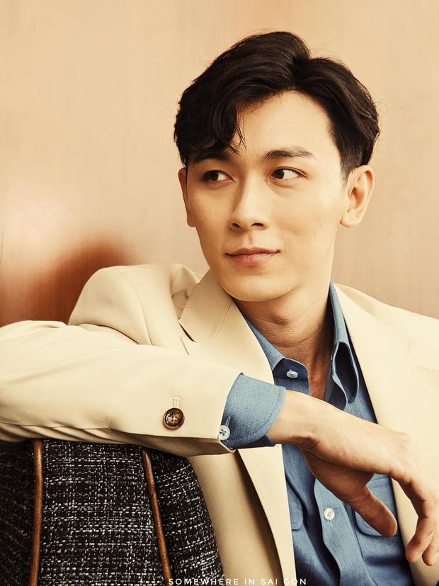 Khánh Ngô (Người ấy là ai): Mình có niềm tin Hương Giang sẽ chọn CEO người Singapore - Ảnh 5.