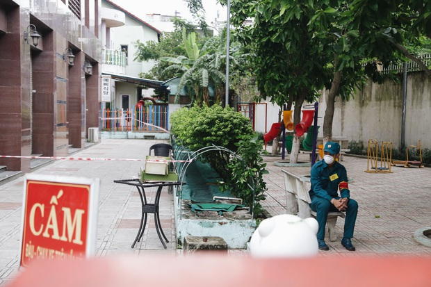 TP. HCM: Phong toả một chung cư ở quận 12, cách ly hơn 100 hộ dân - Ảnh 2.
