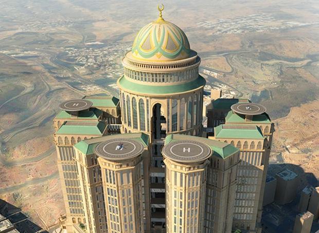 4 khách sạn đạt kỷ lục thế giới du khách nào cũng mơ ước đặt chân tới, nhiều nơi có tiền cũng chưa chắc ở được - Ảnh 2.