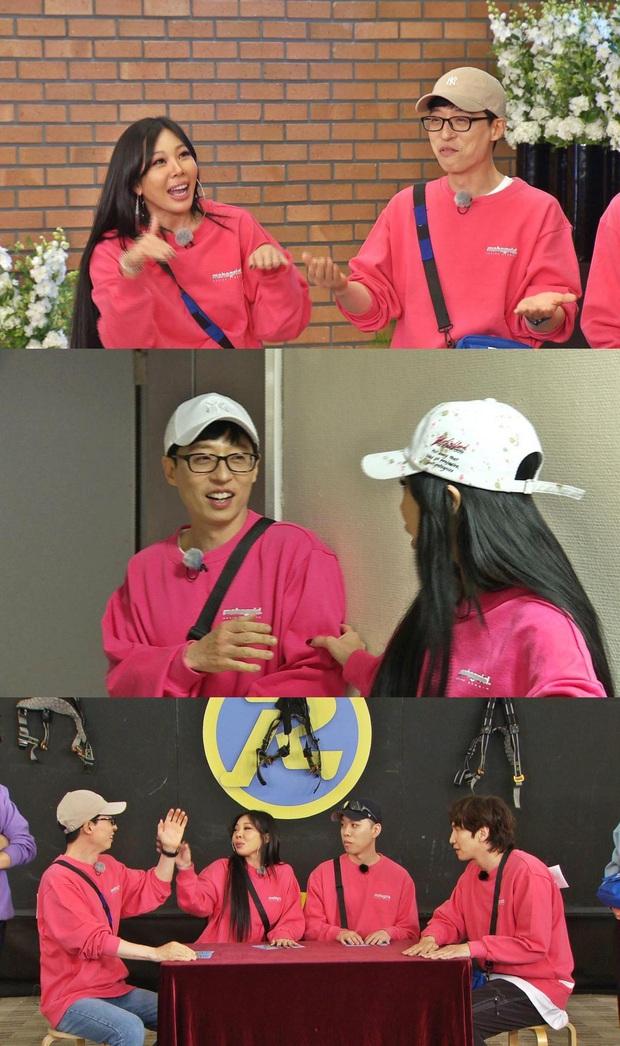 Rapper chị đại bỗng tát bay mặt MC quốc dân Yoo Jae Suk và Bi Rain, chuyện gì đây? - Ảnh 6.