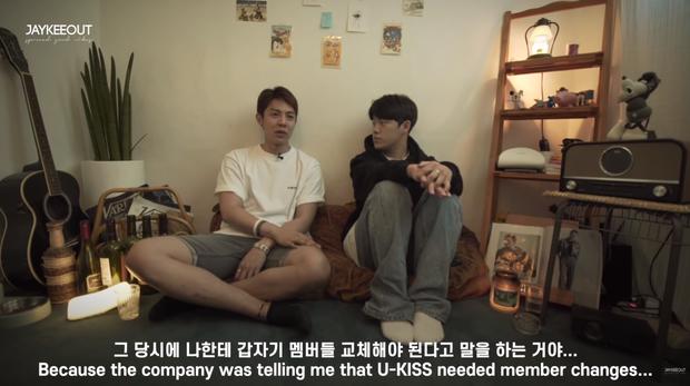 """Sau 9 năm, nam idol đình đám Gen 2 mới bóc trần thủ đoạn quen thuộc của công ty giải trí: Đá"""" thành viên và tự bịa lý do rời nhóm - Ảnh 4."""