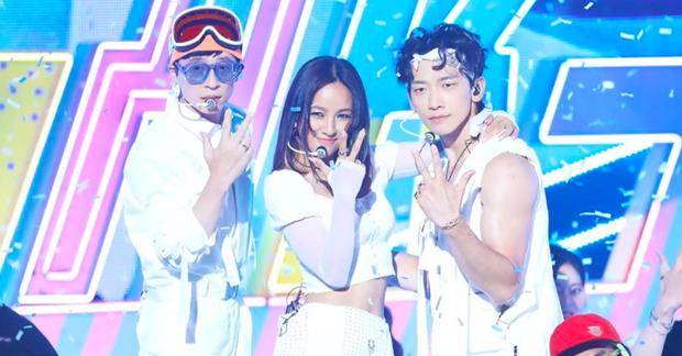 Tân binh ngang ngược SSAK3 vượt mặt BLACKPINK và Hwasa giật cúp, còn giúp Music Core tăng gấp 3 rating thiết lập kỷ lục trong năm 2020 - Ảnh 3.