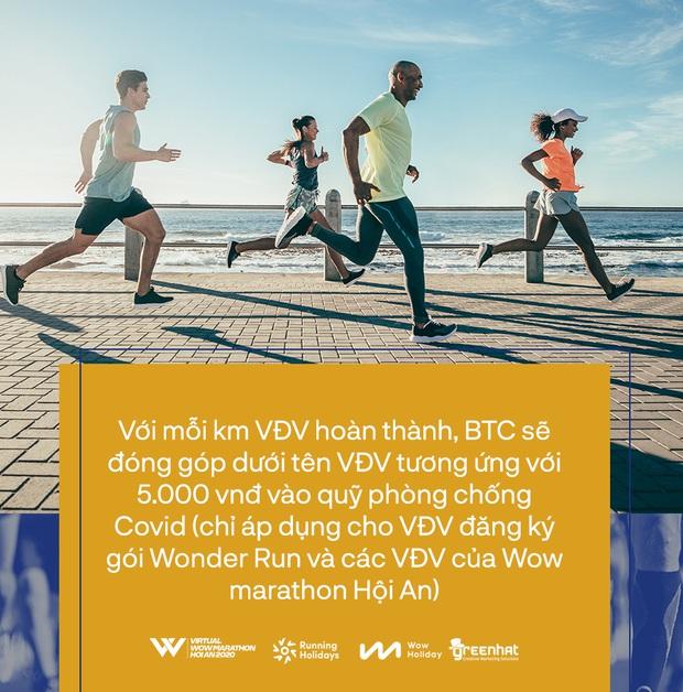 Virtual Marathon Hoi An 2020: Cuộc đua ảo thách thức mọi giới hạn, và chúng ta sẽ chiến thắng! - Ảnh 4.