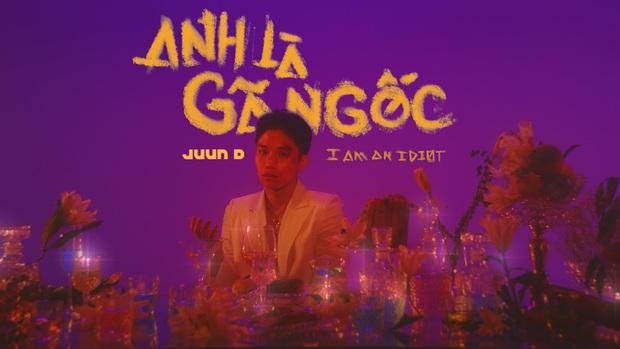 Sau màn công khai hợp tác với biên đạo của BLACKPINK, JUUN D chính thức tung concept teaser trở lại lột xác 180 độ! - Ảnh 2.