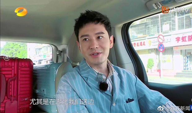 Gương mặt tẩy trang làm lộ nhan sắc thật sự của Huỳnh Hiểu Minh đang gây bão mạng xã hội Weibo - Ảnh 2.