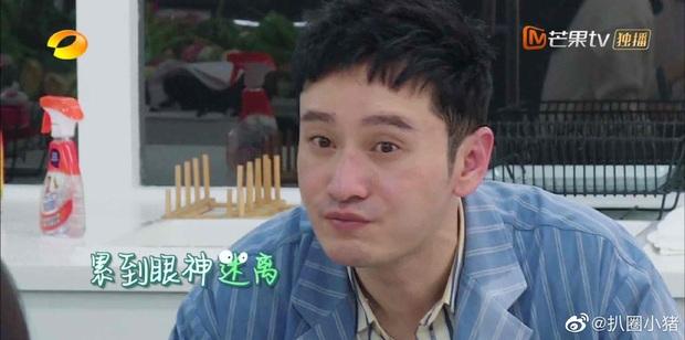 Gương mặt tẩy trang làm lộ nhan sắc thật sự của Huỳnh Hiểu Minh đang gây bão mạng xã hội Weibo - Ảnh 8.