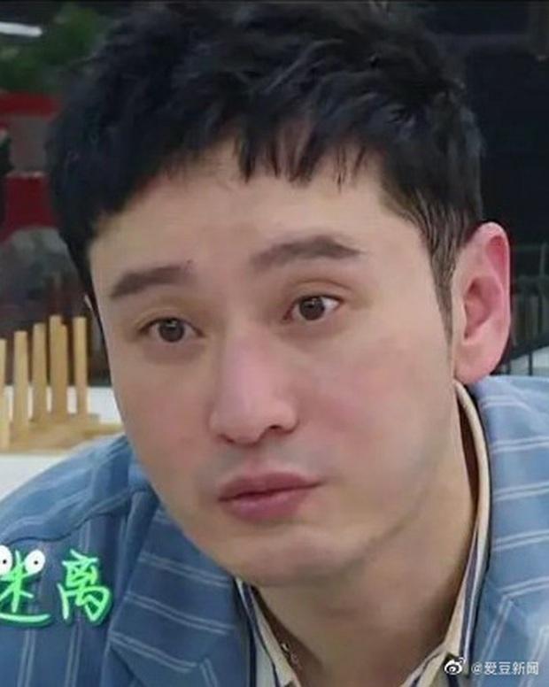 Gương mặt tẩy trang làm lộ nhan sắc thật sự của Huỳnh Hiểu Minh đang gây bão mạng xã hội Weibo - Ảnh 6.