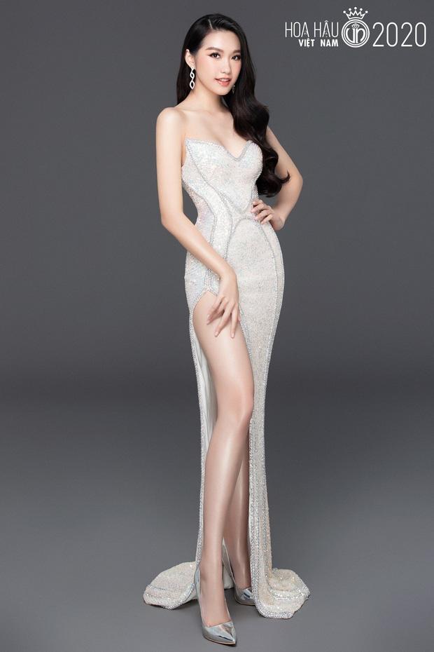 Dàn ngựa chiến 2k gây bão Hoa hậu Việt Nam 2020: Già nửa là gương mặt kỳ cựu, visual và body khiến hội 9x phải e dè - Ảnh 3.