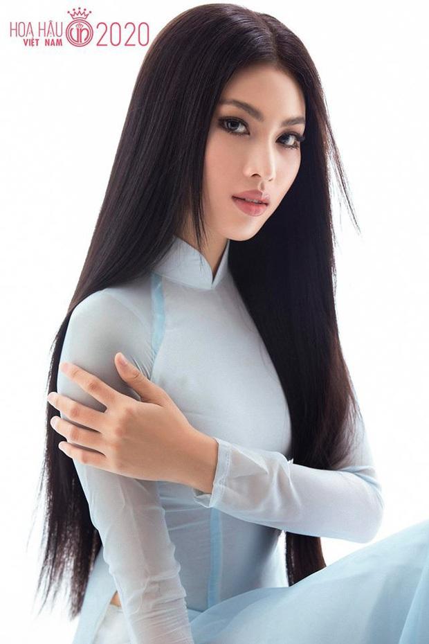 Dàn ngựa chiến 2k gây bão Hoa hậu Việt Nam 2020: Già nửa là gương mặt kỳ cựu, visual và body khiến hội 9x phải e dè - Ảnh 6.