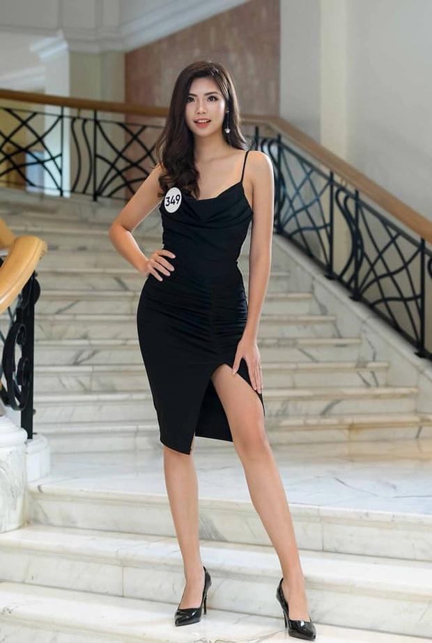 Dàn ngựa chiến 2k gây bão Hoa hậu Việt Nam 2020: Già nửa là gương mặt kỳ cựu, visual và body khiến hội 9x phải e dè - Ảnh 12.