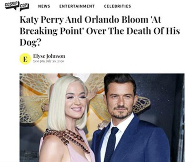 Thì thầm Hollywood: Kendall từ mặt nhà Kardashian, Katy Perry toang với chồng vì cái chết bí ẩn của chó, Angelina - Brad Pitt đều có biến? - Ảnh 9.