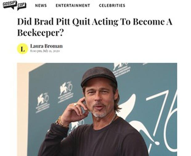 Thì thầm Hollywood: Brad Pitt giải nghệ, Kendall từ mặt chị em Kim và 2 cặp đôi nữa sắp toang? - Ảnh 13.