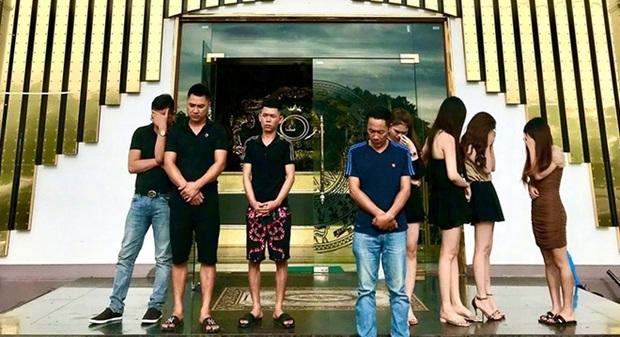 """Nhiều quán karaoke ở Quảng Ninh vẫn tổ chức """"bay lắc"""" trong lệnh cấm - Ảnh 1."""