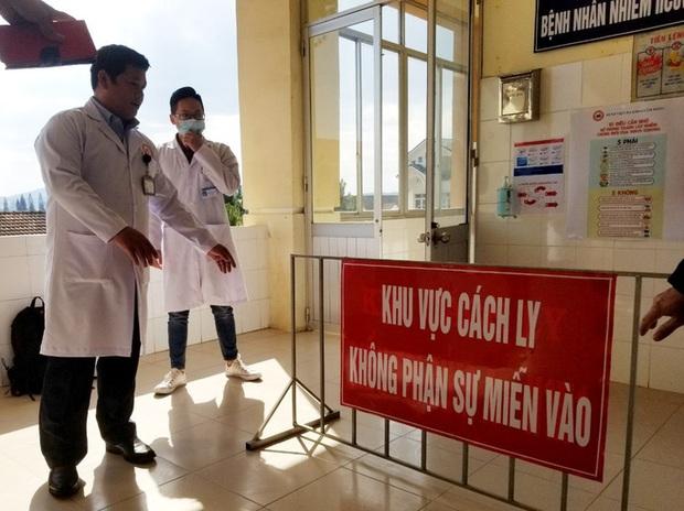 Lâm Đồng cách ly 23 nhân viên liên quan đến giám đốc người Nhật dương tính với SARS-CoV-2 - Ảnh 2.