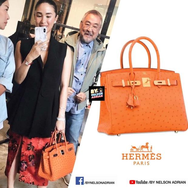 Đẳng cấp bạn thân Hà Tăng: Có tủ quần áo to bằng cả căn nhà, túi Hermes nhiều khó đếm xuể - Ảnh 12.