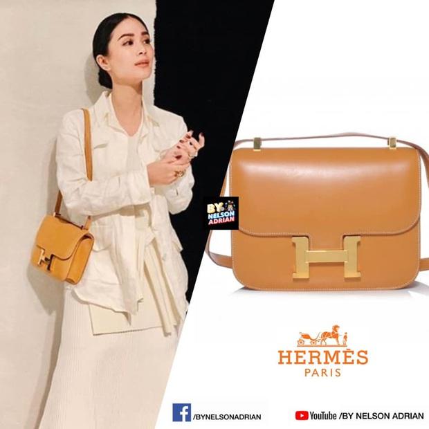 Đẳng cấp bạn thân Hà Tăng: Có tủ quần áo to bằng cả căn nhà, túi Hermes nhiều khó đếm xuể - Ảnh 27.