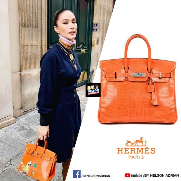 Đẳng cấp bạn thân Hà Tăng: Có tủ quần áo to bằng cả căn nhà, túi Hermes nhiều khó đếm xuể - Ảnh 5.