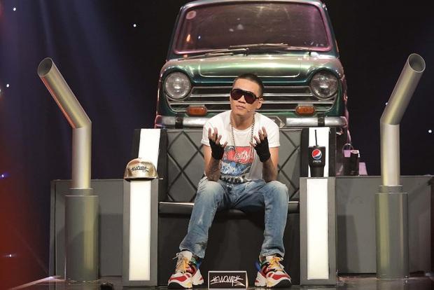 Rap Việt có gì mà khiến khán giả ngày nhớ đêm mong: Dàn giám khảo khủng, format căng đét và còn nhiều hơn thế! - Ảnh 5.