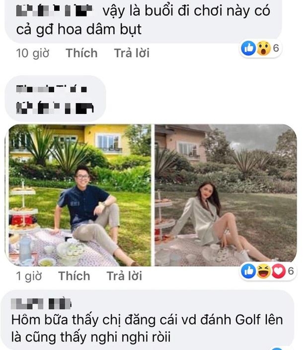 Thêm bằng chứng Hương Giang hẹn hò với CEO Người ấy là ai: Tập đánh golf, đi Đà Lạt chung? - Ảnh 8.
