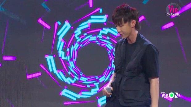Key (MONSTAR) bất ngờ làm thí sinh Rap Việt nhưng bị loại ngay vòng đầu, Binz gay gắt: Style này người khác đã làm 10 năm về trước rồi! - Ảnh 5.