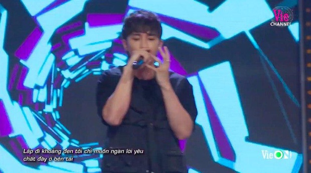 Key (MONSTAR) bất ngờ làm thí sinh Rap Việt nhưng bị loại ngay vòng đầu, Binz gay gắt: Style này người khác đã làm 10 năm về trước rồi! - Ảnh 7.