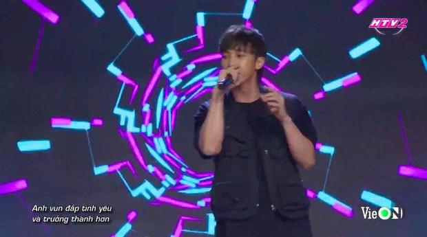 Key (MONSTAR) bất ngờ làm thí sinh Rap Việt nhưng bị loại ngay vòng đầu, Binz gay gắt: Style này người khác đã làm 10 năm về trước rồi! - Ảnh 8.