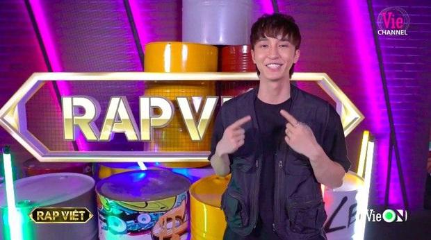 Key (MONSTAR) bất ngờ làm thí sinh Rap Việt nhưng bị loại ngay vòng đầu, Binz gay gắt: Style này người khác đã làm 10 năm về trước rồi! - Ảnh 1.
