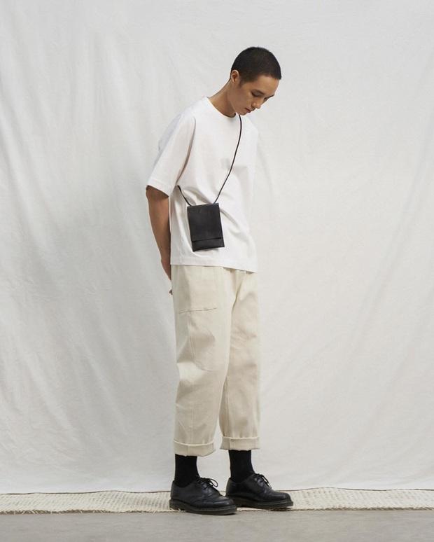 """Chỉ với chiếc áo phông cơ bản, các chàng trai có thể """"chế cháo"""" được nhiều outfit bảnh tỏn hết nấc  - Ảnh 11."""