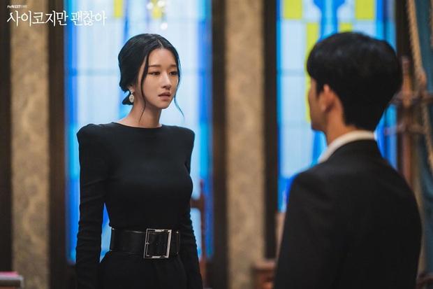 Seo Ye Ji có đến 3 tuyệt chiêu ăn diện tôn dáng đỉnh cao trong Điên Thì Có Sao, không tinh ý thì đố bạn nhận ra - Ảnh 6.
