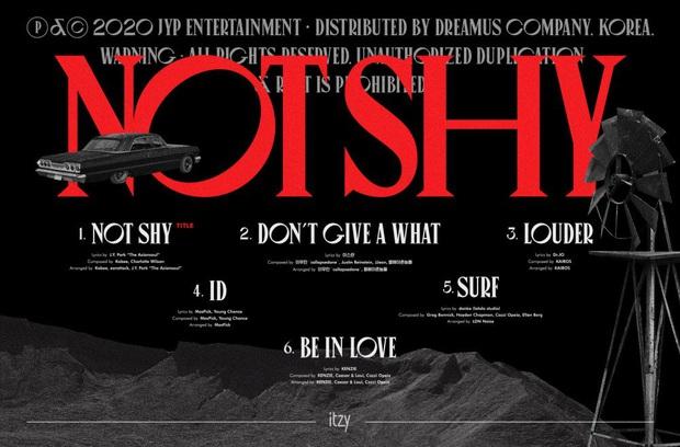 Thôi hát nhạc yêu lấy bản thân, JYP đích thân viết tình ca cho ITZY; tác giả Into The New World bất ngờ phá lệ tham gia sản xuất - Ảnh 2.