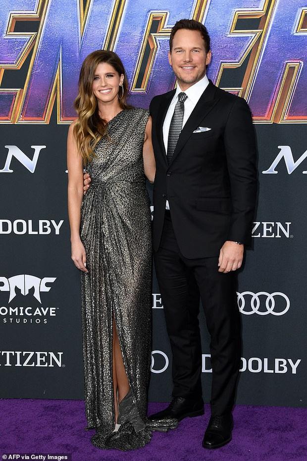 Ái nữ Kẻ huỷ diệt chính thức hạ sinh con đầu lòng cho tài tử Avengers Chris Pratt - Ảnh 4.