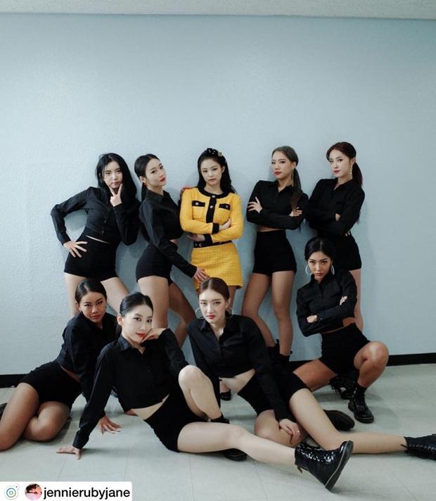 Dancer phụ họa cho BLACKPINK ra mắt trong girlgroup Kpop: Gây sốt vì giống bạn gái GD, 29 tuổi vẫn quyết debut lần 5 - Ảnh 12.