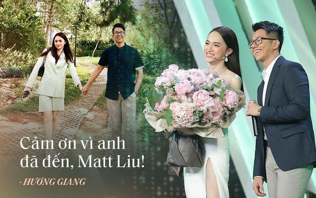 Tình yêu của Hương Giang và Matt Liu khiến tất cả tin rằng: Đến một ngày, ai đó sẽ xuất hiện và yêu ta vì chính bản thân ta - Ảnh 2.