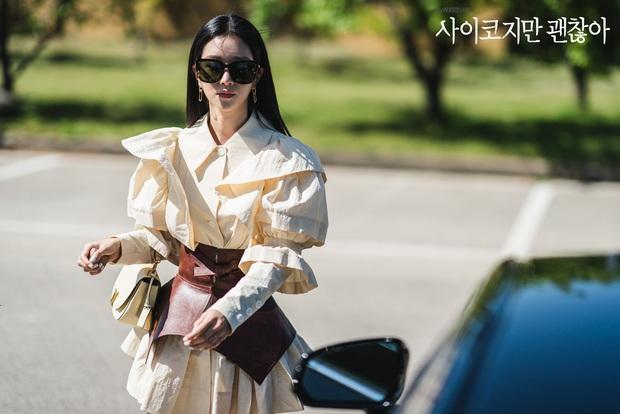 Seo Ye Ji có đến 3 tuyệt chiêu ăn diện tôn dáng đỉnh cao trong Điên Thì Có Sao, không tinh ý thì đố bạn nhận ra - Ảnh 5.