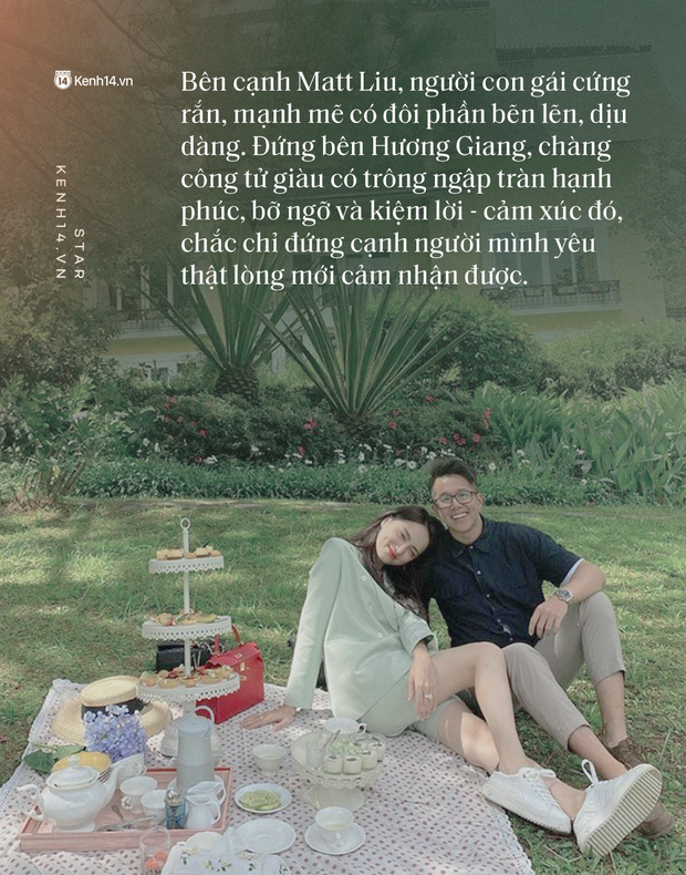 Tình yêu của Hương Giang và Matt Liu khiến tất cả tin rằng: Đến một ngày, ai đó sẽ xuất hiện và yêu ta vì chính bản thân ta - Ảnh 3.
