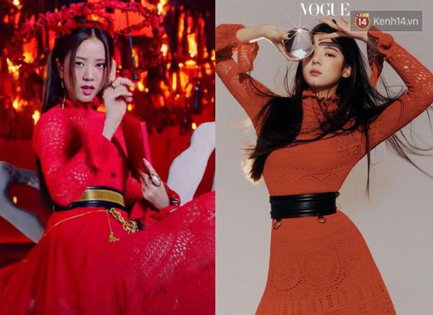 Jisoo quả không hổ danh Hoa hậu Hàn Quốc: 7 lần đụng hàng đồng nghiệp không lần nào thua, nhiều pha lấn át hoàn toàn  - Ảnh 7.