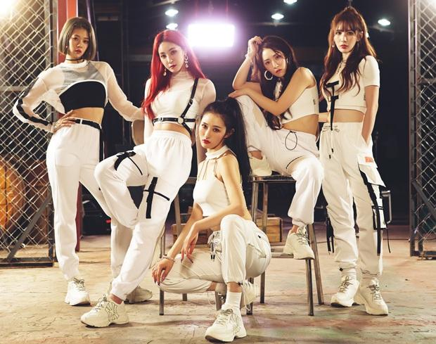 Dancer phụ họa cho BLACKPINK ra mắt trong girlgroup Kpop: Gây sốt vì giống bạn gái GD, 29 tuổi vẫn quyết debut lần 5 - Ảnh 3.