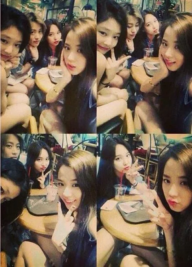 Hé lộ quan hệ thật của 3 girlgroup đối thủ BLACKPINK, TWICE, Red Velvet: Có đến 5 chiến hạm, lộ bằng chứng hẹn hò riêng - Ảnh 8.