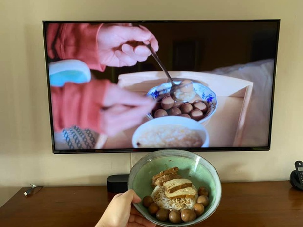Dân mạng nhỏ dãi với món trứng cút ở Điên Thì Có Sao, có người chịu hết nổi phải lôi ra ăn cùng Seo Ye Ji cho đỡ thèm - Ảnh 3.