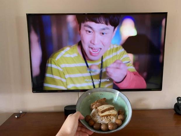 Dân mạng nhỏ dãi với món trứng cút ở Điên Thì Có Sao, có người chịu hết nổi phải lôi ra ăn cùng Seo Ye Ji cho đỡ thèm - Ảnh 4.