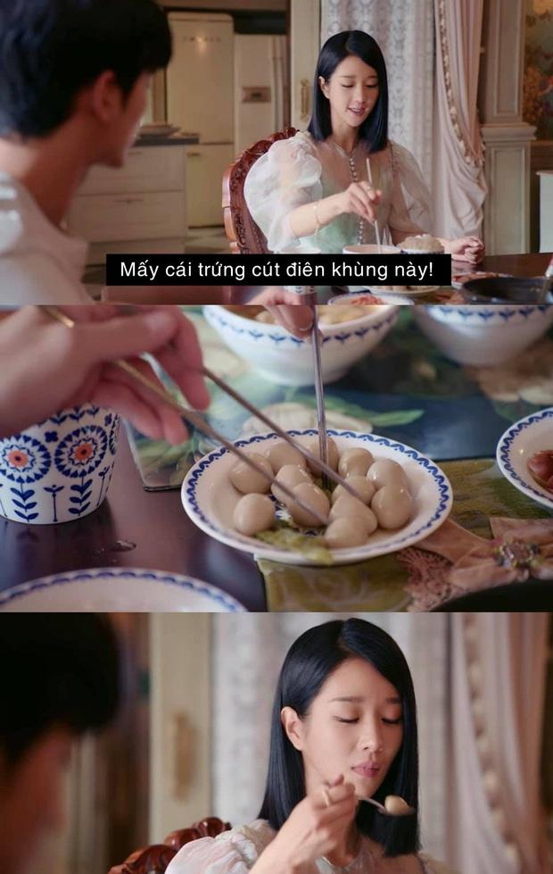 Dân mạng nhỏ dãi với món trứng cút ở Điên Thì Có Sao, có người chịu hết nổi phải lôi ra ăn cùng Seo Ye Ji cho đỡ thèm - Ảnh 12.