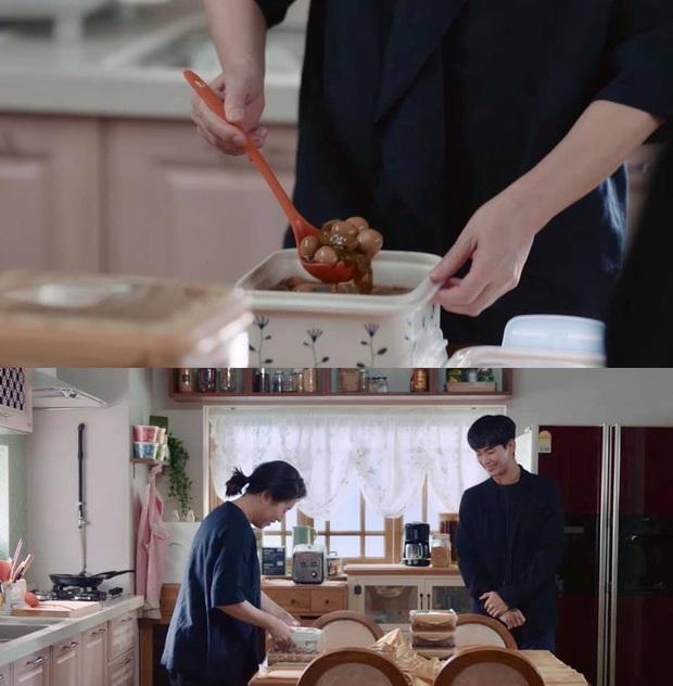 Dân mạng nhỏ dãi với món trứng cút ở Điên Thì Có Sao, có người chịu hết nổi phải lôi ra ăn cùng Seo Ye Ji cho đỡ thèm - Ảnh 13.