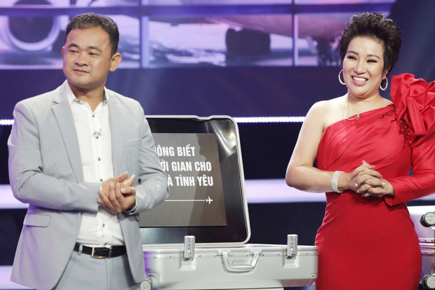 Võ Hoàng Yến hội ngộ gà cưng Tôn Tuấn Kiệt đi tìm bạn gái trên show hẹn hò - Ảnh 9.