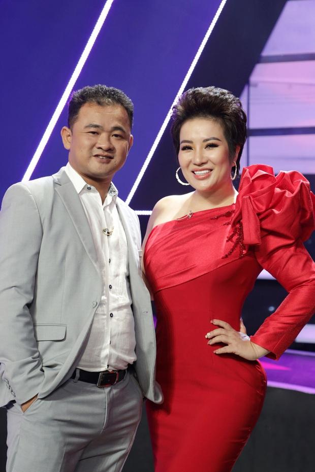 Võ Hoàng Yến hội ngộ gà cưng Tôn Tuấn Kiệt đi tìm bạn gái trên show hẹn hò - Ảnh 10.