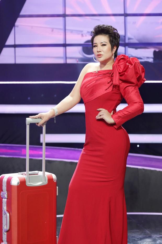 Võ Hoàng Yến hội ngộ gà cưng Tôn Tuấn Kiệt đi tìm bạn gái trên show hẹn hò - Ảnh 1.